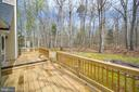 Outdoor Living=expanded living - 11709 WILDERNESS PARK DR, SPOTSYLVANIA