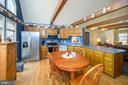 Cheerful Eat In Kitchen - 11709 WILDERNESS PARK DR, SPOTSYLVANIA