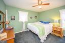 Bedroom 2 view 1 - 11709 WILDERNESS PARK DR, SPOTSYLVANIA