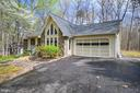 Oversize Two Garage  with upper storage - 11709 WILDERNESS PARK DR, SPOTSYLVANIA