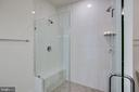 Master Bath - 11200 RESTON STATION BLVD #501, RESTON