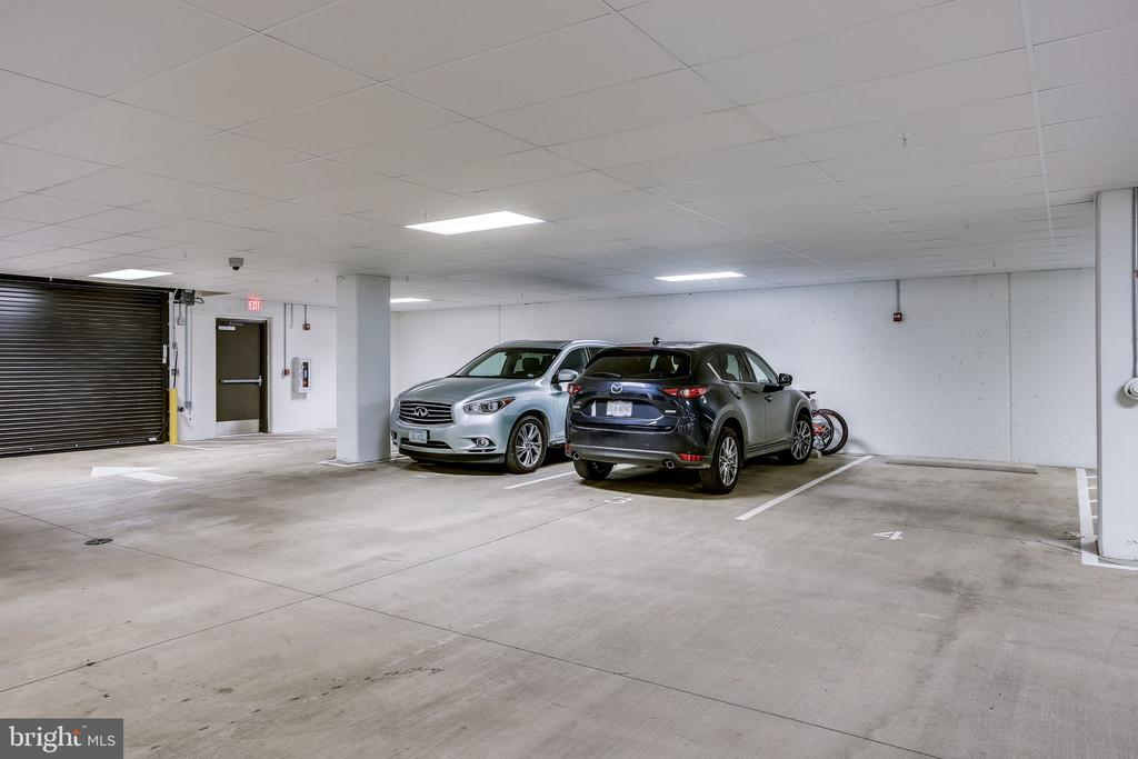 Indoor garage - 11200 RESTON STATION BLVD #501, RESTON