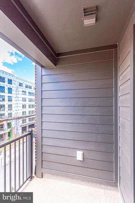 Balcony - 11200 RESTON STATION BLVD #501, RESTON