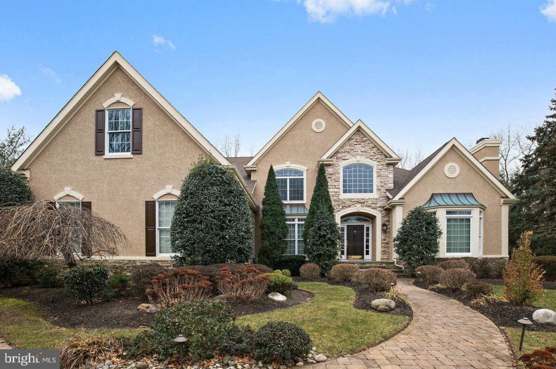 Single Family Homes pour l Vente à Voorhees, New Jersey 08043 États-Unis