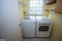 Laundry Room - 12903 MELVILLE LN, FAIRFAX