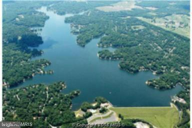 Veterans Dam Lake overview of 550 acre lake - 516 CORNWALLIS AVE, LOCUST GROVE