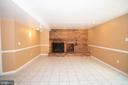 Lower Level - 12903 MELVILLE LN, FAIRFAX