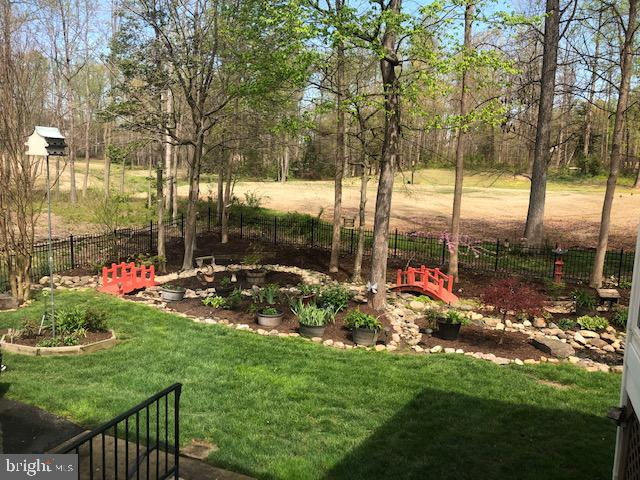 Backyard /gold course - 42 LIGHTFOOT DR, STAFFORD