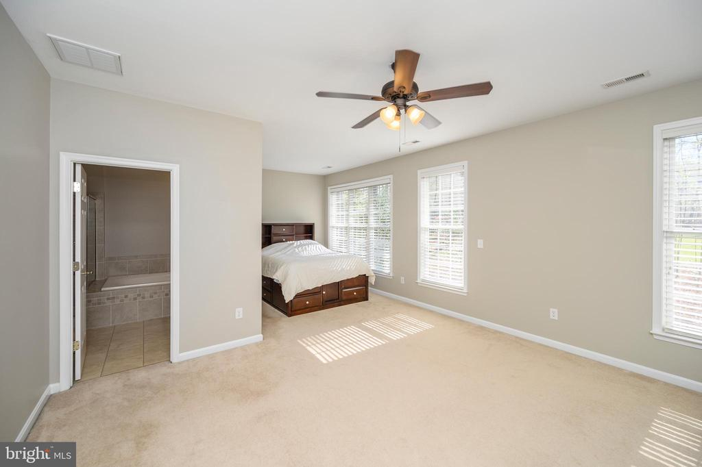 You will love the size of this master suite - 623 MT PLEASANT DR, LOCUST GROVE