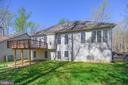 Perfect yard for a flower garden - 623 MT PLEASANT DR, LOCUST GROVE