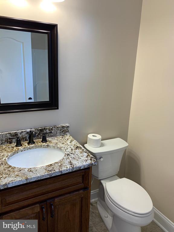 Example Main Floor Full Bath w/ Opt Granite Top - T-24 TRACI'S WAY, WINCHESTER
