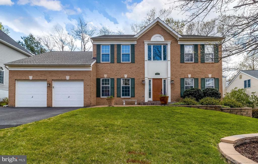 Gorgeous Curb Appeal! - 1508 JUDD CT, HERNDON