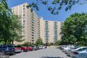 Parking front - 501 SLATERS LN #823, ALEXANDRIA
