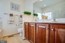 Master Bathroom - 5625 E KESSLERS XING, FREDERICKSBURG