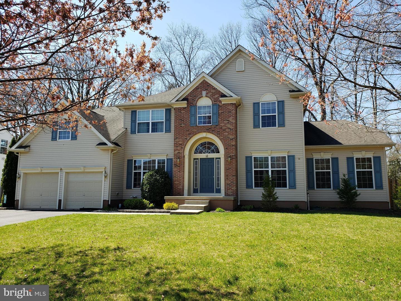 Single Family Homes 为 销售 在 Hainesport, 新泽西州 08036 美国