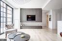 Floor to ceiling windows throughout - 45 SUTTON SQ SW #1116, WASHINGTON
