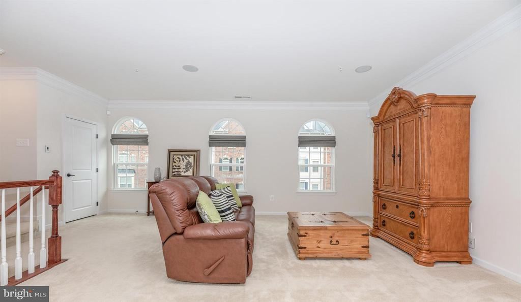 New paint and neutral colors - 6434 ALAN LINTON BLVD E, FREDERICK