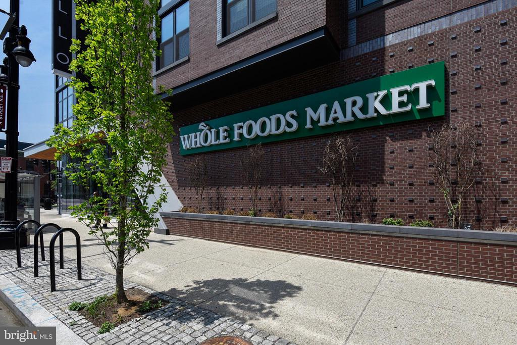 H  St Whole Foods - 1627 MONTELLO AVE NE, WASHINGTON