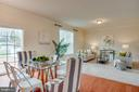Dining - 98 GREAT LAKE DR, ANNAPOLIS