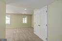 Bedroom 2 - 2421 MILL HEIGHTS DR, HERNDON