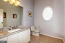 Updated Bath in Lower Level - 6505 MATTHEW LN, MINERAL
