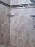 Master Bath Custom Shower - 9301 OLD SCAGGSVILLE RD, LAUREL