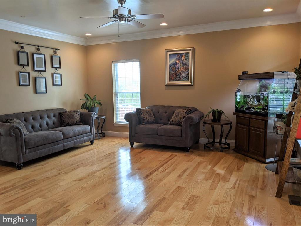 Living Room - 9301 OLD SCAGGSVILLE RD, LAUREL
