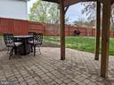 Shade & Sun patio - 9301 OLD SCAGGSVILLE RD, LAUREL