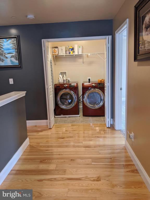 Opposite View to Laundry Area - 9301 OLD SCAGGSVILLE RD, LAUREL