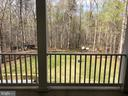 First Floor  Balcony View - 152 OLD CROPPS MILL RD, FREDERICKSBURG
