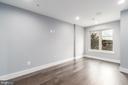 Bedroom 1 on the first floor - 5700 BLAIR RD NE, WASHINGTON