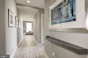 Hallway Gallery to the Main Living Area - 12025 NEW DOMINION PKWY #103, RESTON