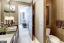 Custom Wall Coverings in Bathrooms. - 12025 NEW DOMINION PKWY #103, RESTON