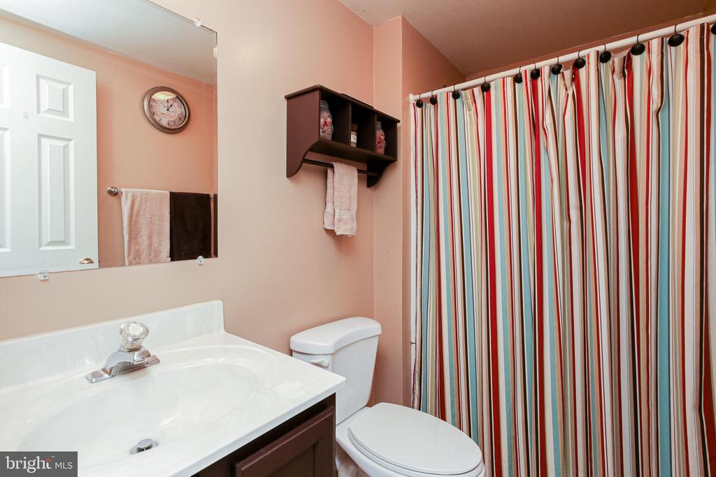 Lower Level Full Bathroom - 19126 SANDYHOOK RD, KNOXVILLE