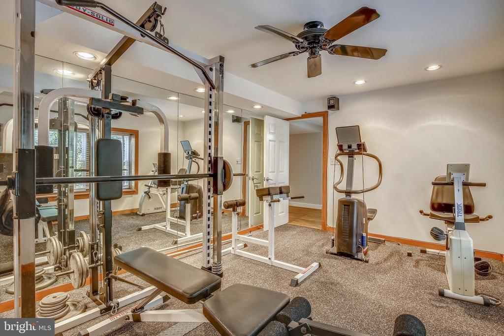 Exercise Room - 4110 40TH PL N, ARLINGTON