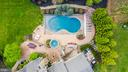 Aerial View - 5222 SWEET MEADOW LN, CLARKSVILLE