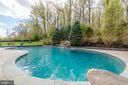 Saltwater Pool - 5222 SWEET MEADOW LN, CLARKSVILLE