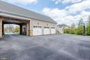Garage with Finished Loft - 5222 SWEET MEADOW LN, CLARKSVILLE
