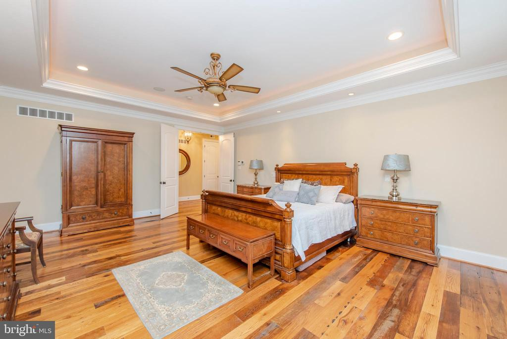 Master Bedroom - 5222 SWEET MEADOW LN, CLARKSVILLE