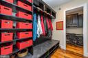 Mudroom - 5222 SWEET MEADOW LN, CLARKSVILLE