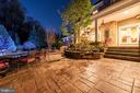 Twilight Patio - 5222 SWEET MEADOW LN, CLARKSVILLE