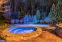Twilight Hot Tub and Pool - 5222 SWEET MEADOW LN, CLARKSVILLE