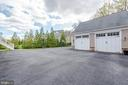 Oversized Detached Garage - 5222 SWEET MEADOW LN, CLARKSVILLE