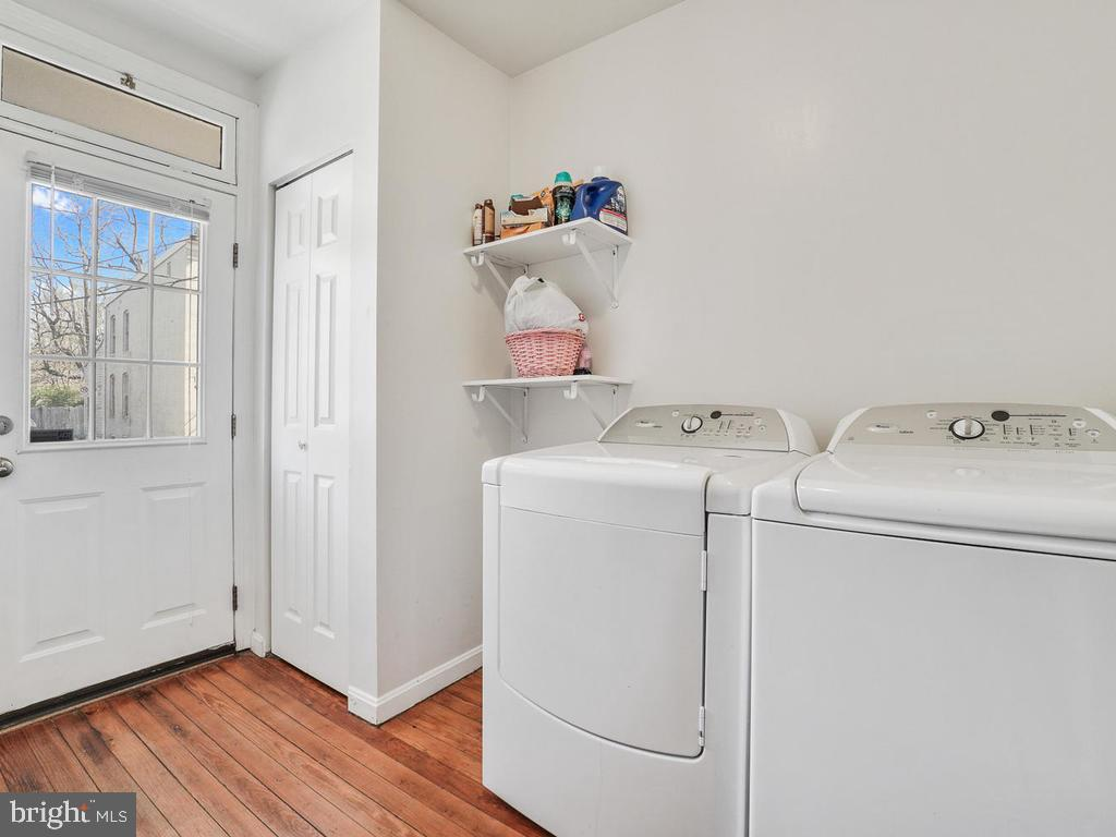 Entry/Laundry - 138 E 5TH ST, FREDERICK