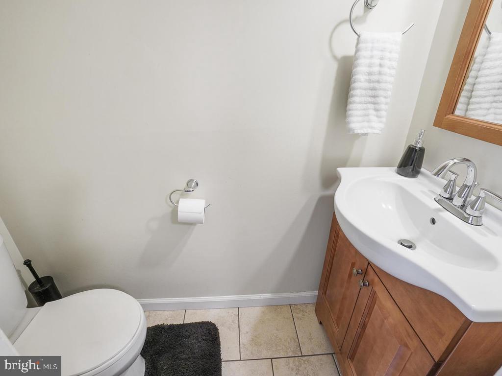 Powder Room - 138 E 5TH ST, FREDERICK