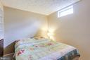 Lower Level 4th Bedroom - 7924 BUTTERFIELD DR, ELKRIDGE