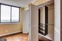 Closet With Built-Ins &  Additional Hall Closets - 3800 FAIRFAX DR #1512, ARLINGTON