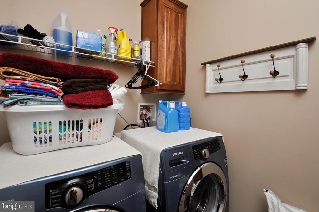 Laundry Room - 10636 CATHARPIN RD, SPOTSYLVANIA