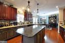 Kitchen - 10636 CATHARPIN RD, SPOTSYLVANIA