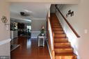 Foyer - 10636 CATHARPIN RD, SPOTSYLVANIA